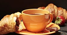 Free Coffee Cup, Breakfast, Dessert, Food Royalty Free Stock Images - 101031419