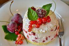 Free Dessert, Frozen Dessert, Food, Whipped Cream Stock Image - 101080211