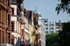 Free Neighbourhood, Town, City, Building Royalty Free Stock Photography - 101086117