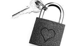 Free Padlock, Lock, Keychain, Product Design Royalty Free Stock Photos - 101098728