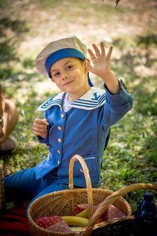 Free Child, Sitting, Toddler, Boy Royalty Free Stock Photo - 101099175