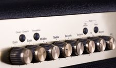 Free Amplifier Controls Stock Photo - 10111340
