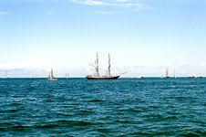 Free Sailing 6 Royalty Free Stock Images - 10111539