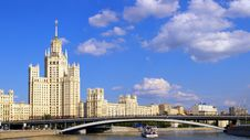 Free The Stalin`s Time Architecture Stock Image - 10111581