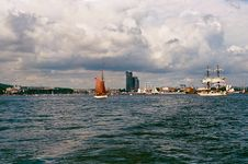 Free Gdynia 3 Royalty Free Stock Photography - 10111587