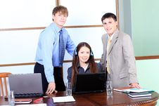 Contemporary Office Stock Photography