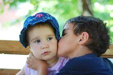 Free Child And Baby Stock Photo - 10114180