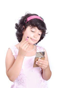 Free Make Up Royalty Free Stock Images - 10114439