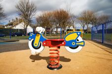 Free City Playground In Dublin Royalty Free Stock Image - 10114746