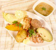 Free Olla De Carne Stock Image - 10115071
