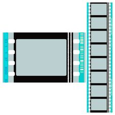 Free Color Film 70mm. Royalty Free Stock Image - 10115186