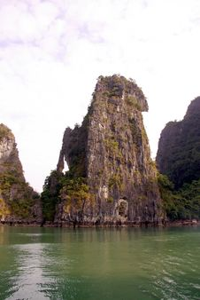 Free Halong Bay Stock Photography - 10115792
