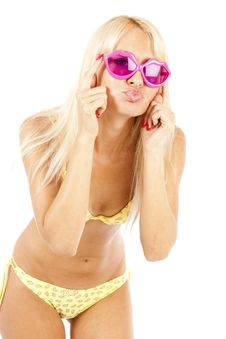 Free Sunglasses Royalty Free Stock Photography - 10116137