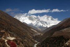 Free Lhotse Wall Stock Photo - 10116180