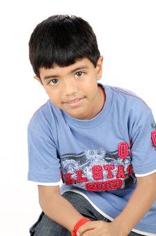 Free Boy Portrait Stock Photo - 10117550