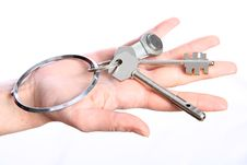 Free The Key Stock Photo - 10117880