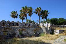 Free Nereatzia Castle Stock Photography - 10118002