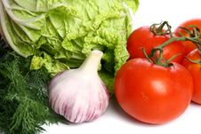 Free The Vegetables Royalty Free Stock Photo - 10118005