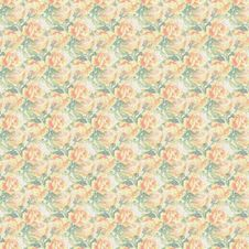 Free Linen Background With A Pattern Of The Embroidered Stock Photography - 10118042