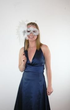 Free The Masked Ball Royalty Free Stock Photography - 10118827