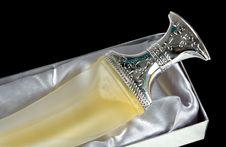 Free Stylish Perfume Bottle Stock Photo - 10119460