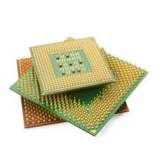 Free CPU Macro Stock Photos - 10119943
