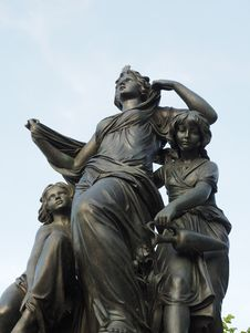 Free Statue, Sculpture, Monument, Classical Sculpture Royalty Free Stock Photography - 101100317