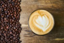 Free Coffee, Caffeine, Drink, Flat White Royalty Free Stock Image - 101150076
