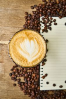 Free Coffee, Cappuccino, Drink, Caffeine Stock Photography - 101154882