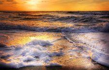 Free Sea, Shore, Wave, Ocean Stock Photography - 101155112