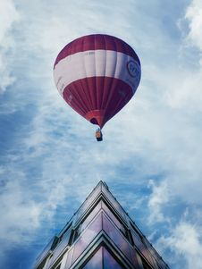Free Hot Air Balloon, Hot Air Ballooning, Sky, Cloud Stock Images - 101155654