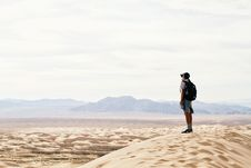 Free Sky, Sand, Vacation, Desert Stock Images - 101164074