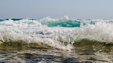 Free Wave, Sea, Wind Wave, Water Stock Photos - 101165983