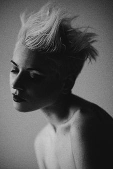 Free Hair, Black, Photograph, Black And White Royalty Free Stock Images - 101175649