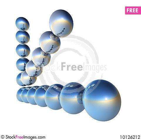 Chartsphere Stock Photo