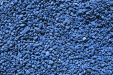 Free Colorized Blue Stones Texture Royalty Free Stock Photos - 10120848