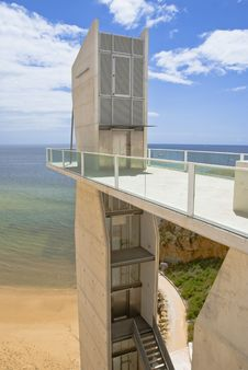 Beach Lift Stock Photos