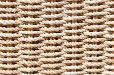 Free Woven Straw Stock Photography - 10122592