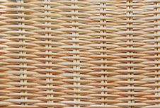 Free Woven Straw Royalty Free Stock Photography - 10122637