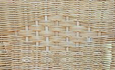 Free Woven Straw Royalty Free Stock Photography - 10122687