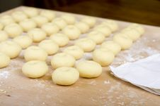 Free Homemade Dumpling Stock Photos - 10124003