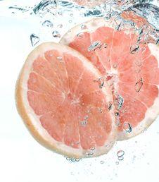 Free Grapefruit Royalty Free Stock Photography - 10124737