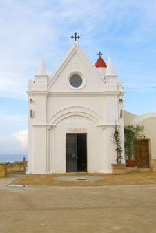 Free Mediterranean Church Stock Image - 10125501