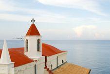 Free Mediterranean Church, Detail Royalty Free Stock Image - 10125546