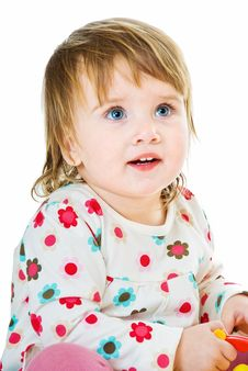 Free Look Of Baby Stock Images - 10128584