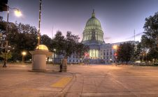 Free Madison, Wisconisn HDR Royalty Free Stock Photo - 10129185