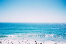 Free Sea, Sky, Horizon, Ocean Royalty Free Stock Images - 101223619