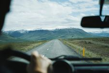Free Road, Sky, Road Trip, Highway Stock Photography - 101230032