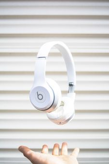 Free Headphones, Technology, Audio Equipment, Audio Royalty Free Stock Photography - 101261507