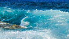 Free Wave, Sea, Wind Wave, Water Stock Photo - 101287850
